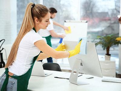 Профессиональная уборка зданий, помещений, территории