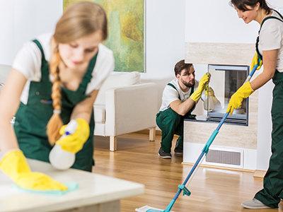 Услуги специализированной уборки